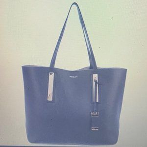 MICHAEL KORS Leather Shopping Tote